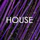 Deep House Logo