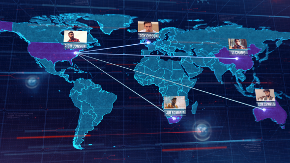 Maps after effects templates from videohive gumiabroncs Gallery