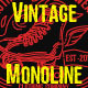 Vintage Monoline - GraphicRiver Item for Sale