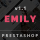 Emily - Premium Responsive Prestashop Theme - ThemeForest Item for Sale