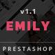 Emily - Premium Responsive Prestashop Theme Nulled