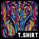 Colorful Ornament T-Shirt Design - GraphicRiver Item for Sale