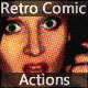 Retro Comic Action Pack - GraphicRiver Item for Sale