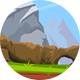 Salipur Valley Game Background - GraphicRiver Item for Sale