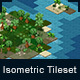 Isometric Tileset #5 - Isometric Tropical Island Pack - GraphicRiver Item for Sale