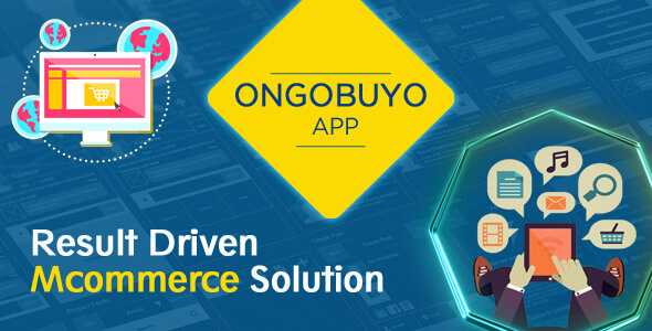 Magento Mobile app Builder - OnGoBuyo - CodeCanyon Item for Sale