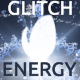 Energy Glitch Logo - VideoHive Item for Sale