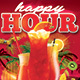 Happy Hour Club - GraphicRiver Item for Sale
