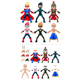 Avatar Superheroes - GraphicRiver Item for Sale