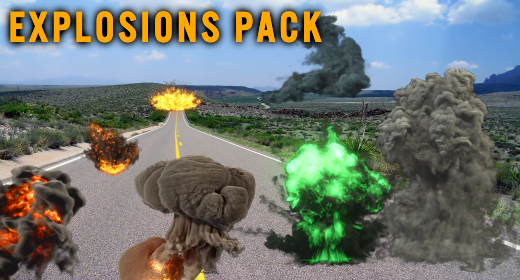 Explosions Pack