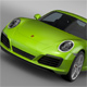 Porsche 911 Carrera S Coupe 991 2016 - 3DOcean Item for Sale