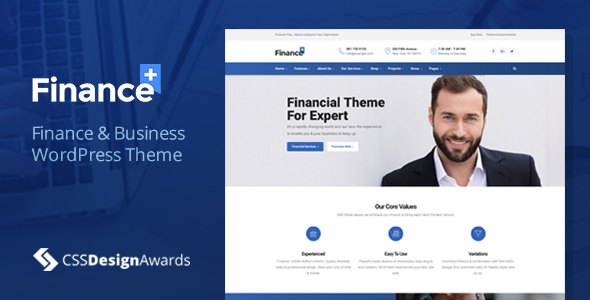 Structure construction wordpress theme by thememove themeforest financeplus finance business wordpress theme friedricerecipe Images