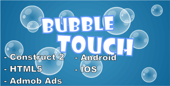 Download Sourcode              Bubble Touch - HTML5 Mobile Game nulled version
