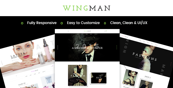 SP Wingman – Responsive Shopify Theme