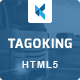 Tagoking - Freight and Logistics HTML5 template - ThemeForest Item for Sale