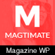 Magtimate - Magazine/Blog Multipurpose WordPress Theme - ThemeForest Item for Sale