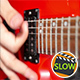 Electric Guitar String Vibration - VideoHive Item for Sale