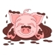 Pig in a Puddle - GraphicRiver Item for Sale