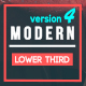 Modern Lower Third - VideoHive Item for Sale