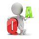 3D Small People - Question and Answer - GraphicRiver Item for Sale