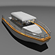 High Speed Boat  - 3DOcean Item for Sale