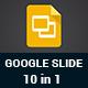 Google Slides 10 in1 Google Slides Template Bundle - GraphicRiver Item for Sale