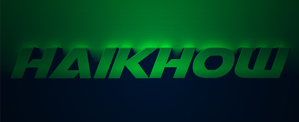Haikhow profile banner