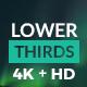 Unique Lower Thirds - VideoHive Item for Sale