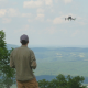 Person Flying a UAV Drone - VideoHive Item for Sale