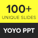 YoYo PowerPoint Template - GraphicRiver Item for Sale