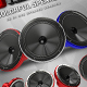 Colorful Speakers 3D Renders - GraphicRiver Item for Sale