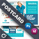 Home Health Care Postcard Templates - GraphicRiver Item for Sale