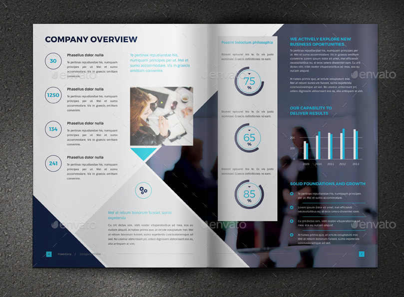 images for business brochure
