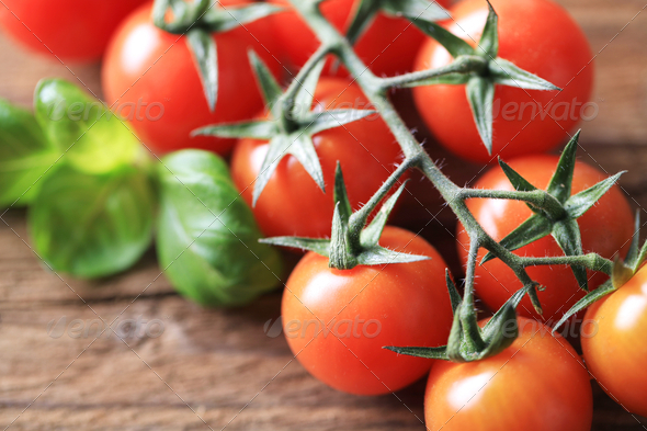 Red tomatoes - Stock Photo - Images