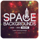 Space Backgrounds [Vol.6] - GraphicRiver Item for Sale