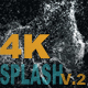 Water Splash 4K Pack 2 - VideoHive Item for Sale