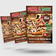 Pizza and More Flyer v05 Nulled