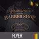 Oldtime Barber Shop Flyer Template - GraphicRiver Item for Sale
