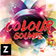 Colour Sounds Flyer - GraphicRiver Item for Sale