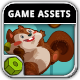 Going Nuts Game Assets  - GraphicRiver Item for Sale