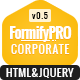 Formify Pro Corporate - CodeCanyon Item for Sale