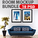 Room Frame Mockup - GraphicRiver Item for Sale
