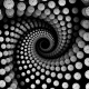 Loopable Clocks Spirals Tunnel, Package (3 Videos) - VideoHive Item for Sale