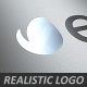 Realistic Logo - VideoHive Item for Sale