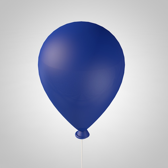 Balloon - 3DOcean Item for Sale