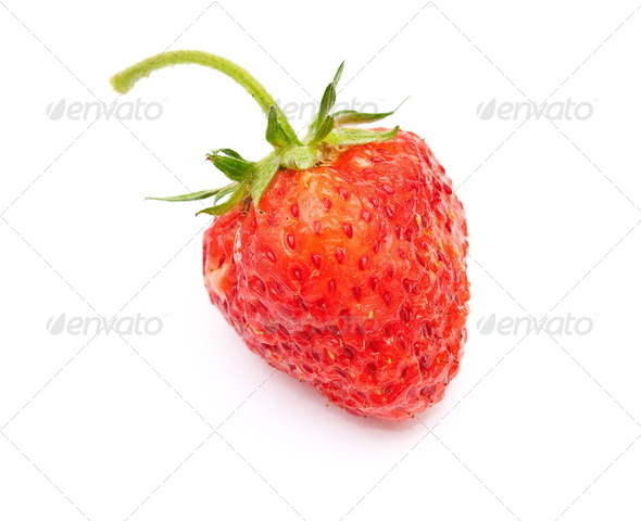 Fresh ripe strawberry - Stock Photo - Images