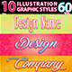10 Illustrator Graphic Styles Vol.60 - GraphicRiver Item for Sale