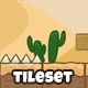 Desert Game Tileset - GraphicRiver Item for Sale