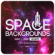 Space Backgrounds [Vol.7] - GraphicRiver Item for Sale