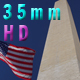 Flags Wave In Front Of The Washington Monument In DC 20 - VideoHive Item for Sale